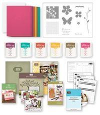 Stampin' Up! mini starter kit