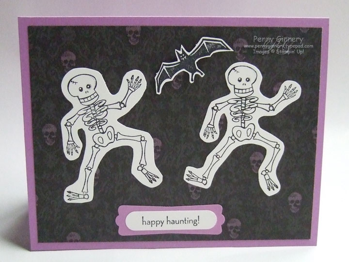 Scary Skeletons